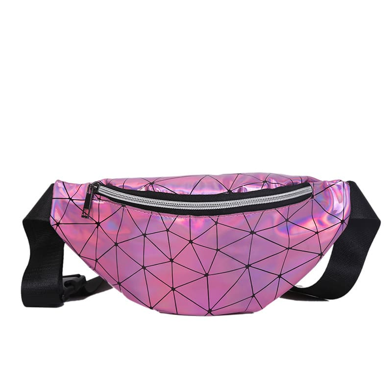 hot pink fanny packs