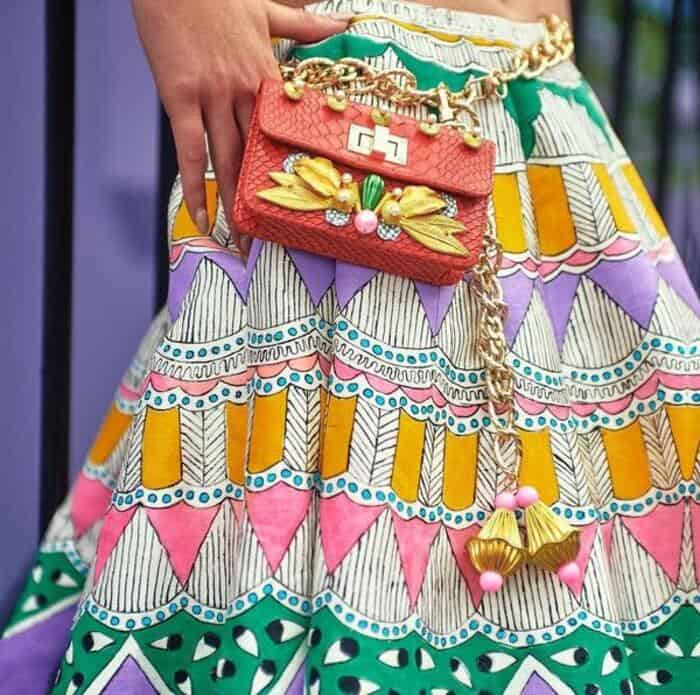 how to wear a fanny pack trend 2021 for bridal